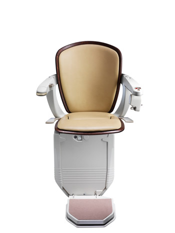 stannah stairlift image on Bedco Mobility website