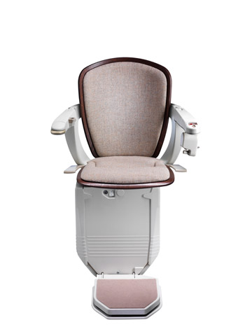 stannah stairlift image on Bedco Mobility
