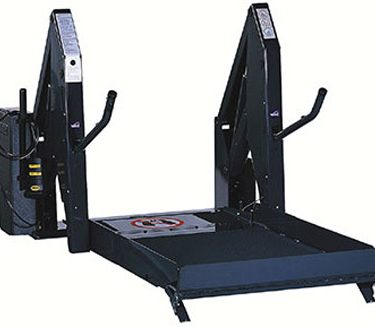Image of Ricon Reliant van lift product on Bedco Mobility
