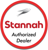 Stannah Authorized Dealer logo image on Bedco Mobility website