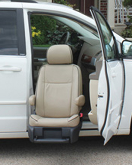 turning seat lift image on bedco mobility website