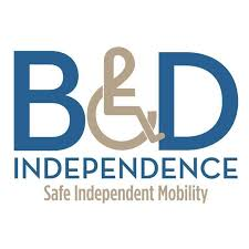 B&D Independence logo image on Bedco Mobility website