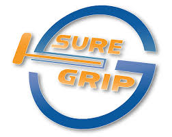 sure grip logo on bedco mobility website