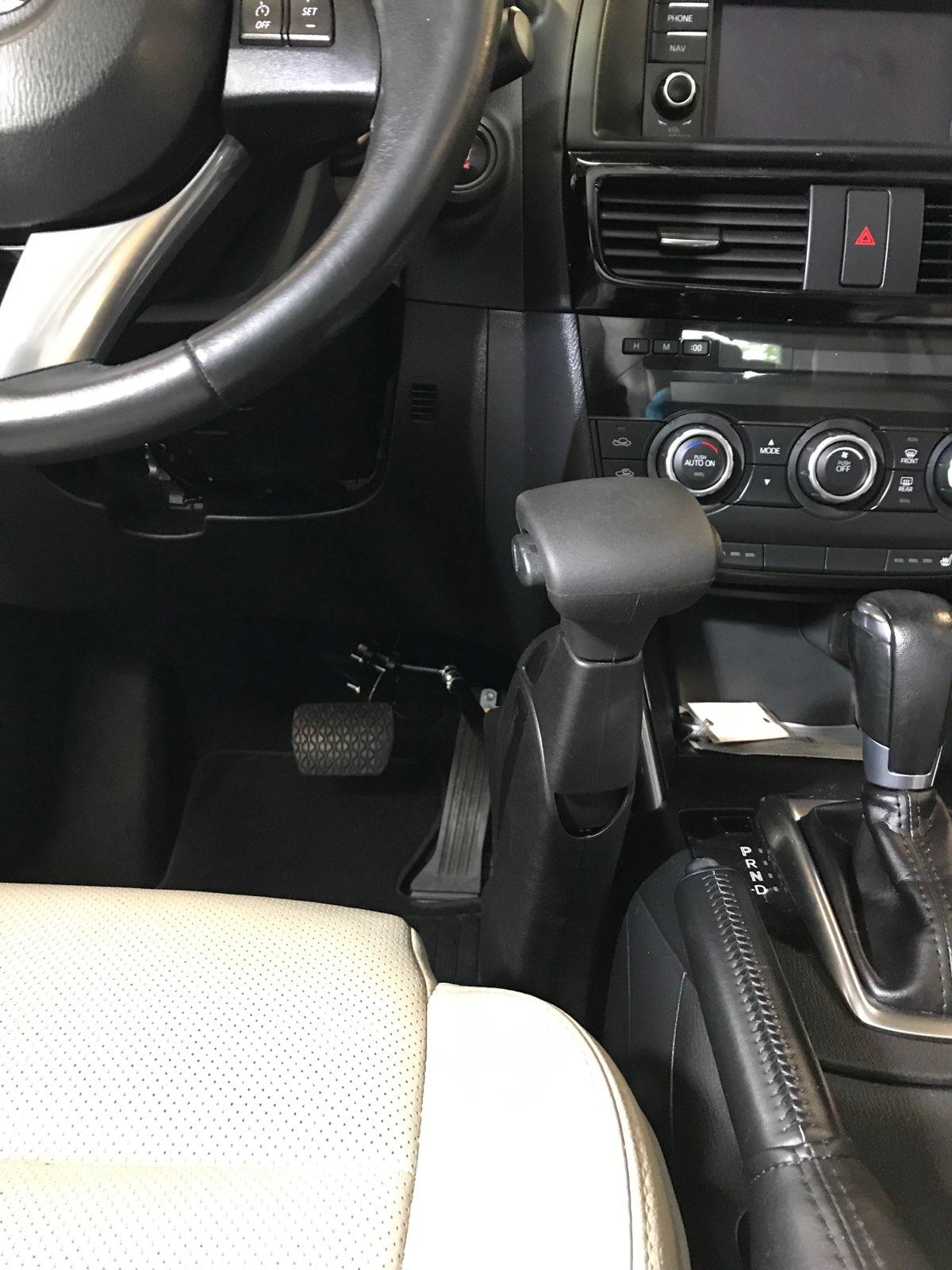 veigel compact hand controls